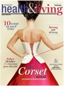 13th oct health & living cover