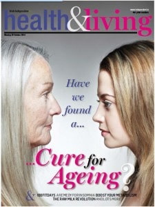 20th ocy health & Living Cover