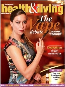 Health & Living Cover 22nd sep
