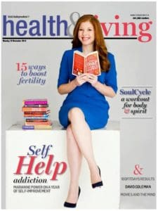 Health & Living Cover Nov 10t